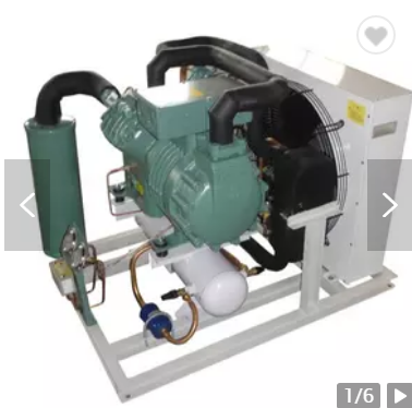 Cold Storage Refrigeration bizer compressor unit