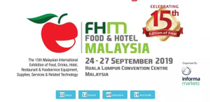 Invite you visit 15th Malaysia international exhibition of food,drinks ,hotel,restaurant & food service equipement