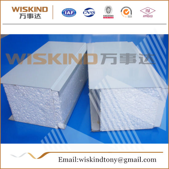 Fireproof EPS Sandwich Panel Used Clean Room