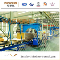 50mm/75mm/100mm Rock Wool Sandwich Panel Used Warehouse