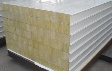 Building Material Manufacture Metal Faced Insulating PU/EPS/Rockwool Sandwich Panel for Roof and Wall