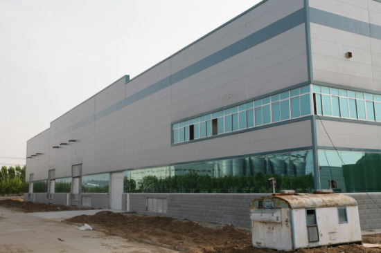 Wiskind Steel Structure for Factory Residential House of Sound Proof ISO9001