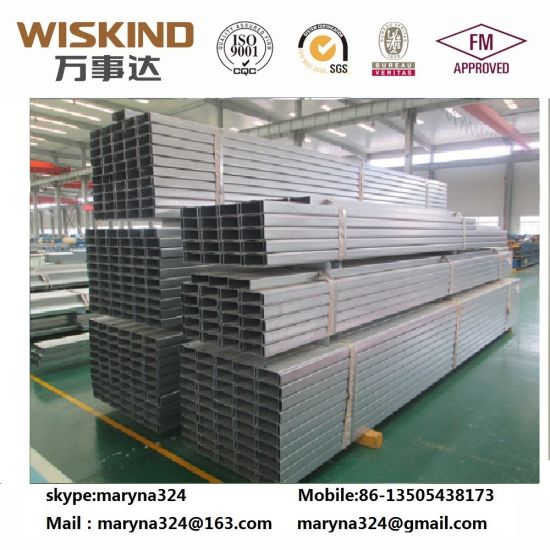 Design/Supply Hot DIP/Welded H Beam Steel Building Structure with Sandwich Panel at Low Price
