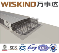 Workshop/Warehouse/Factory Steel Structure