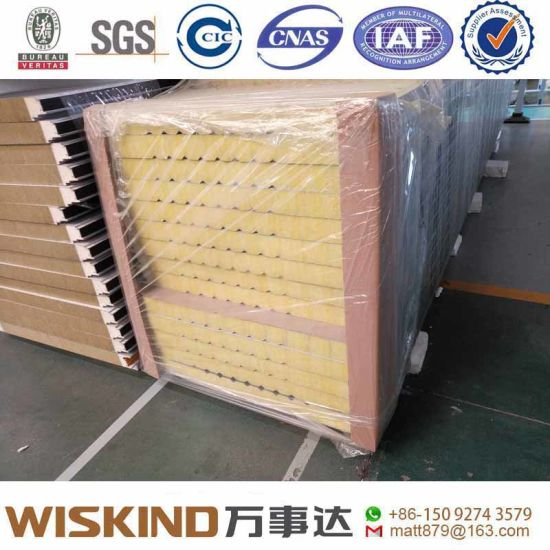PU Foam Insulation Sandwich Panel for Cold Room/ Cold Storage/ Freezer Room/Cooling Room