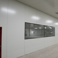 Clean Room Sandwich Panel with Steel Cover Prices