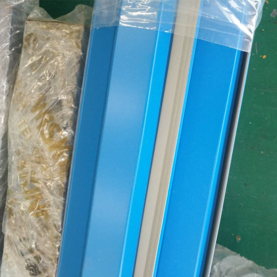 EPS/Rock Wool/PU/PIR Sandwich Panel for Clean Room
