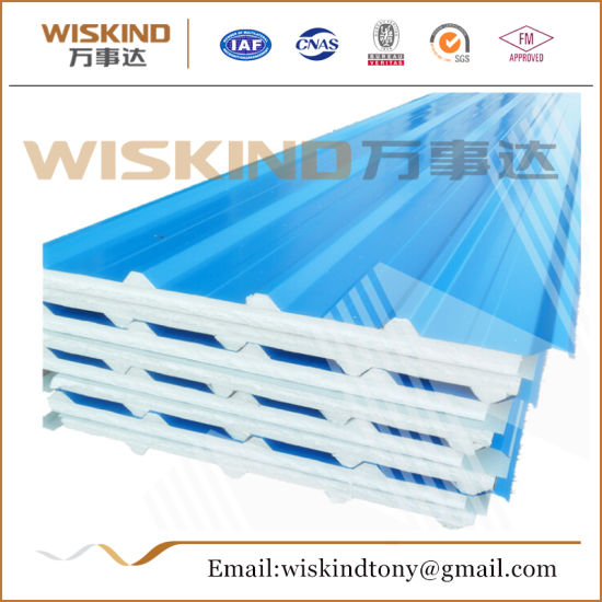 Waterproof EPS Sandwich Panel Used Chicken House