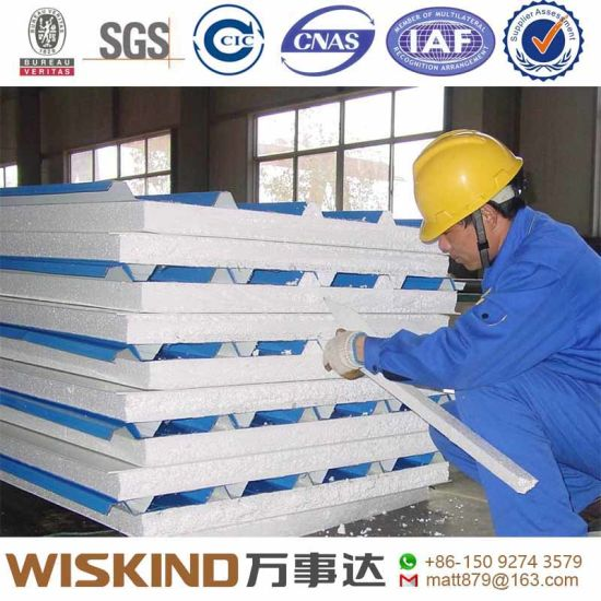 Cold Room Freezer Room Panel with PU/PIR/EPS Sandwich Panel